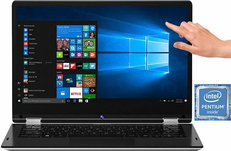 Medion® AKOYA® E3215 (MD60794) Convertible Notebook (33,8 cm/13,3 Zoll, Intel Pentium)