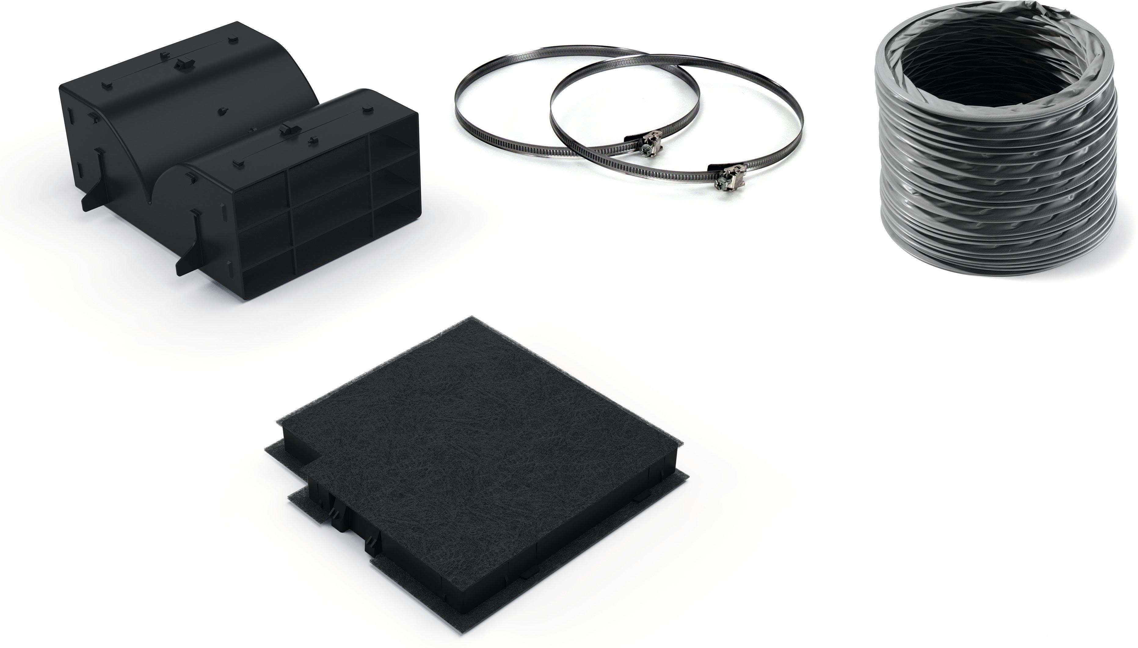 Neff umluftmodul z dxu zubehör für dunstabzugshauben mit