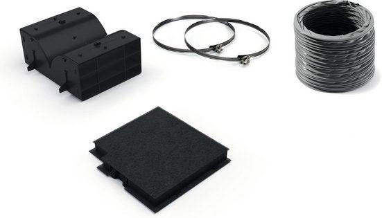 NEFF Umluftmodul Z51DXU0X0, Zubehör für Dunstabzugshauben mit Umluftbetrieb, Starterset
