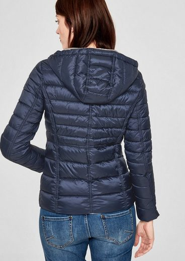 s.Oliver RED LABEL Wattierte Steppjacke