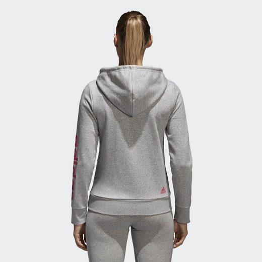 adidas Performance Trainingskapuzenpullover Essentials Linear