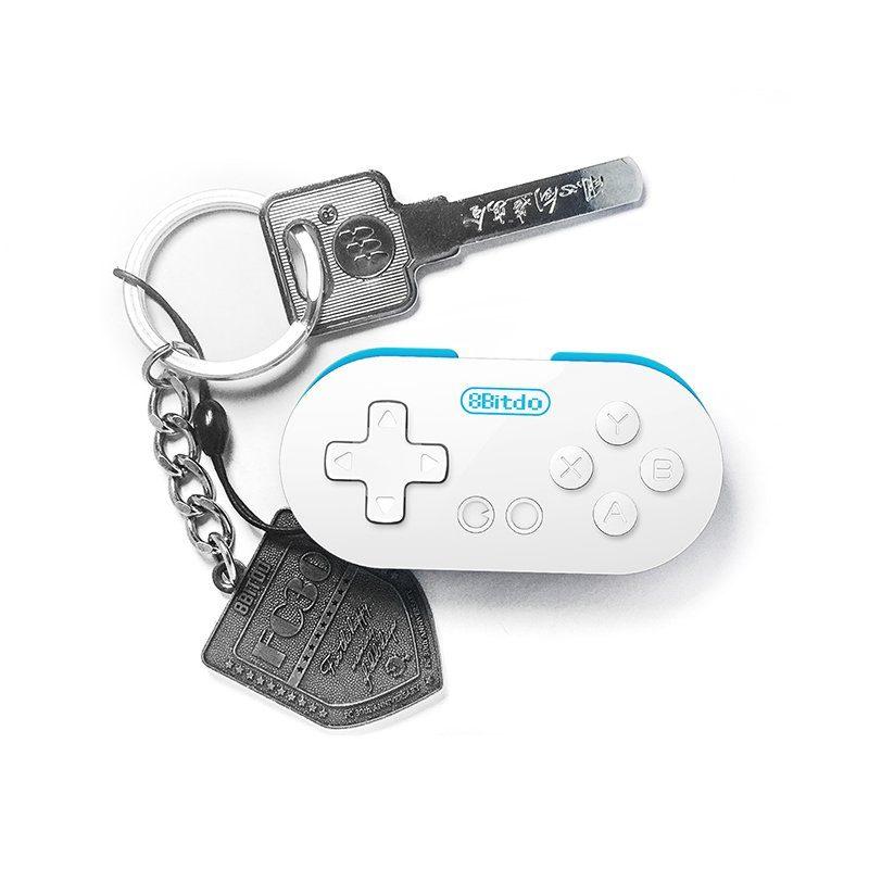 8bitdo PC - Zubehör »Zero Mini Bluetooth Gamepad (blau/rot) sort.«