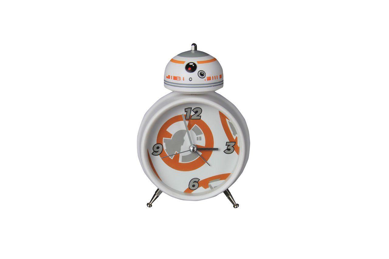Paladone Fanartikel »Star Wars EP 8 BB-8 Wecker«