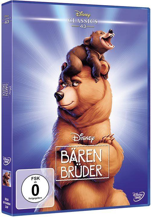 Disney DVD - Film »Bärenbrüder (Disney Classics)«