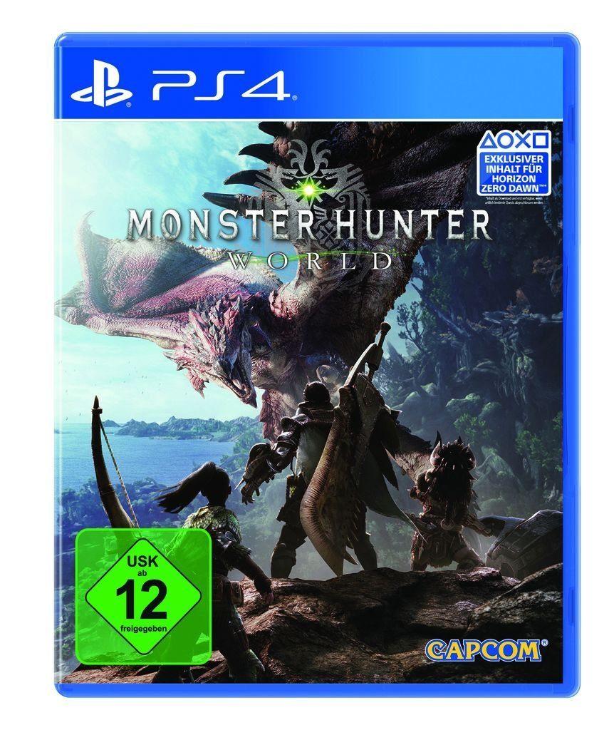 Capcom Playstation 4 - Spiel »Monster Hunter World«