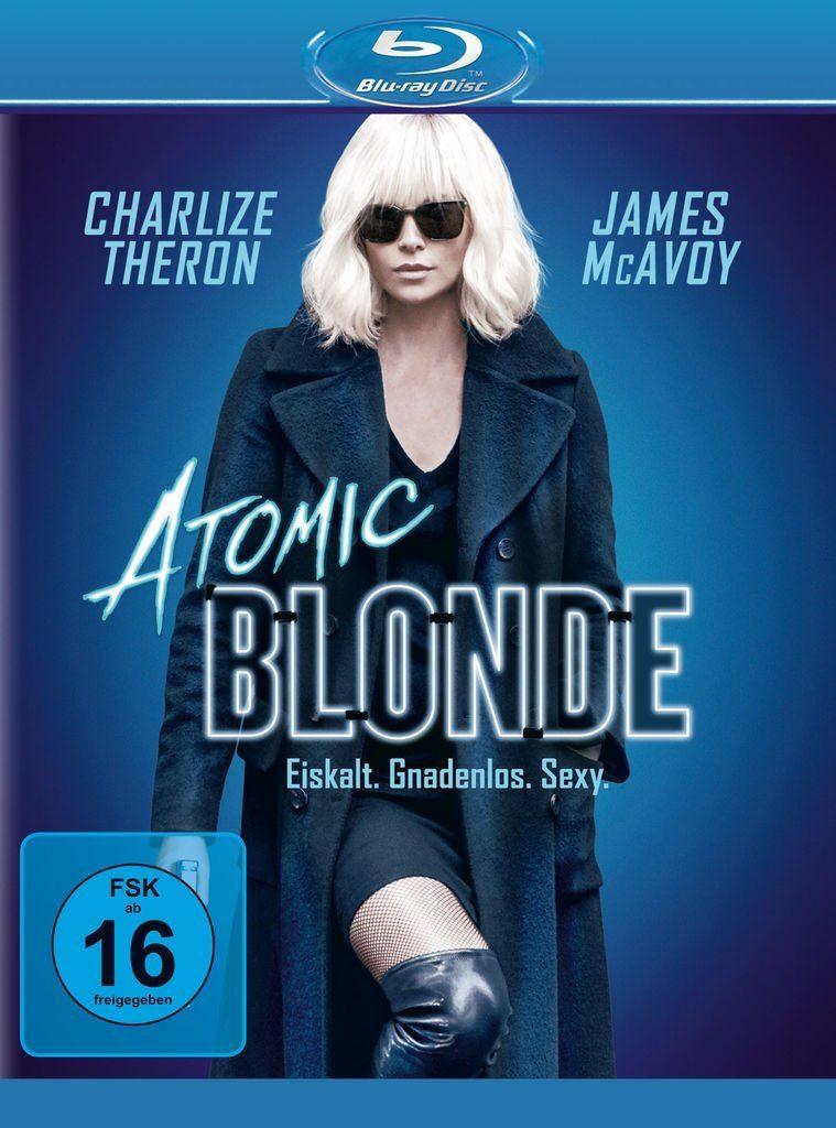 Universal BLU-RAY Film »Atomic Blonde«