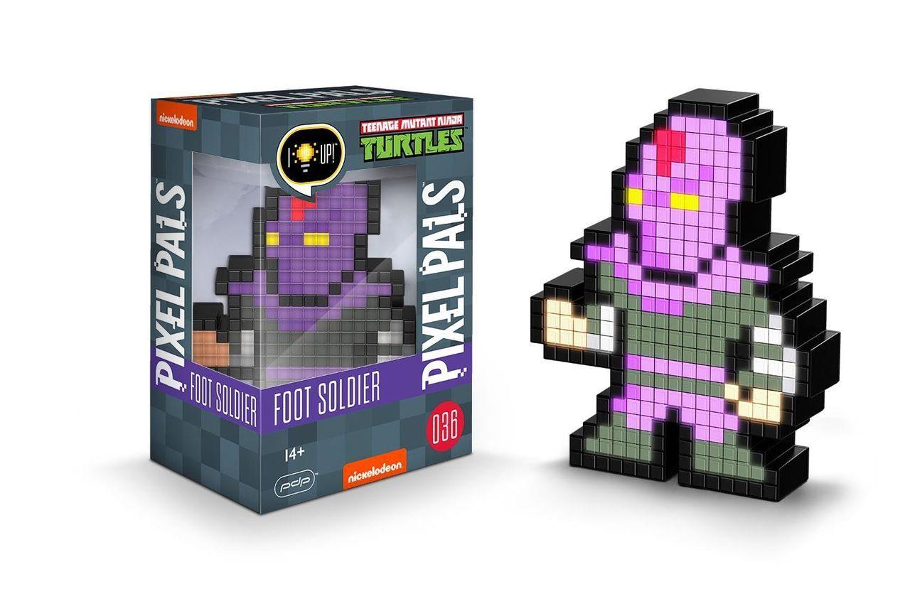 PDP Fanartikel »Pixel Pals - TMNT - Fußsoldat«