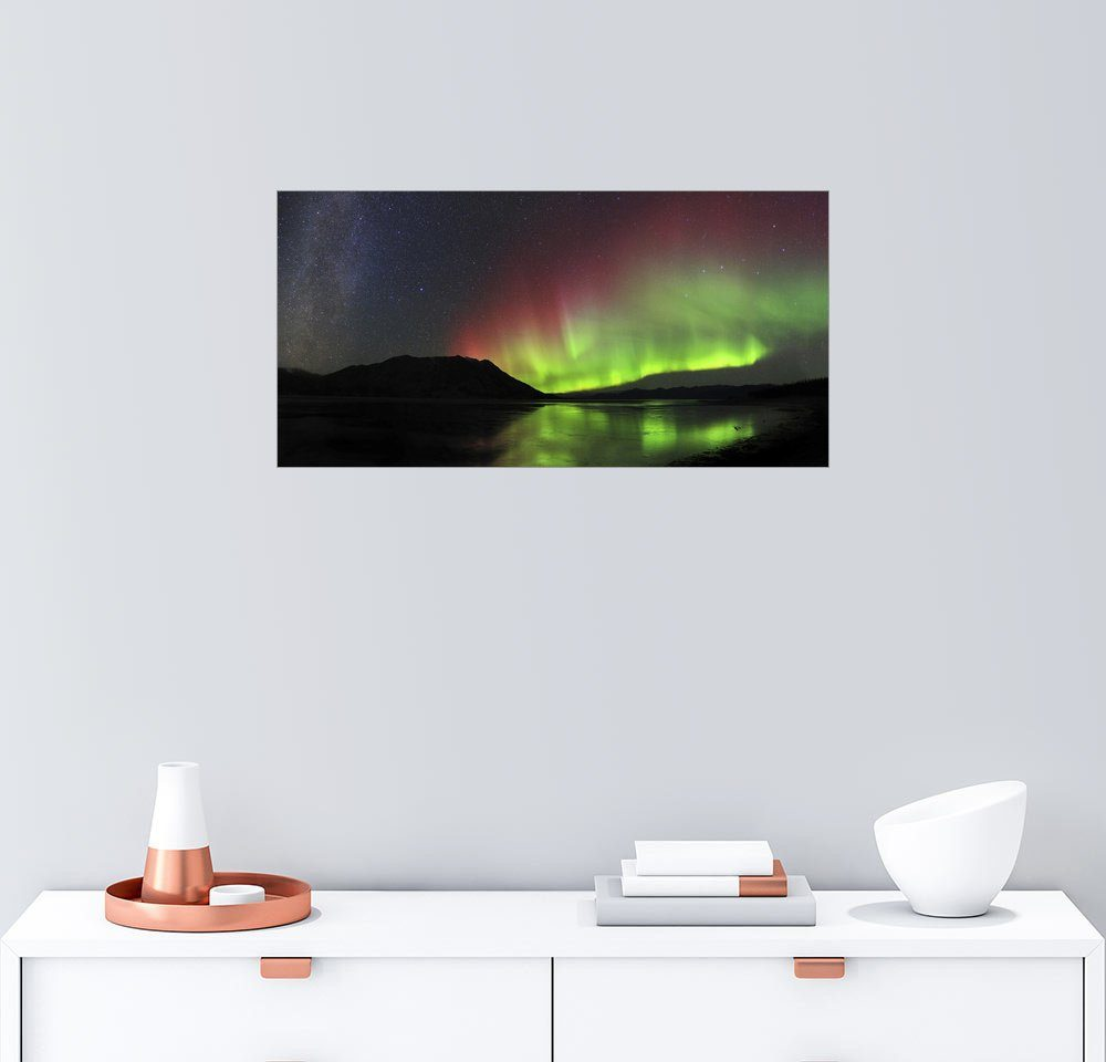 Acrylglasbilder Wandbild aus Plexiglas® Bild Nordlicht