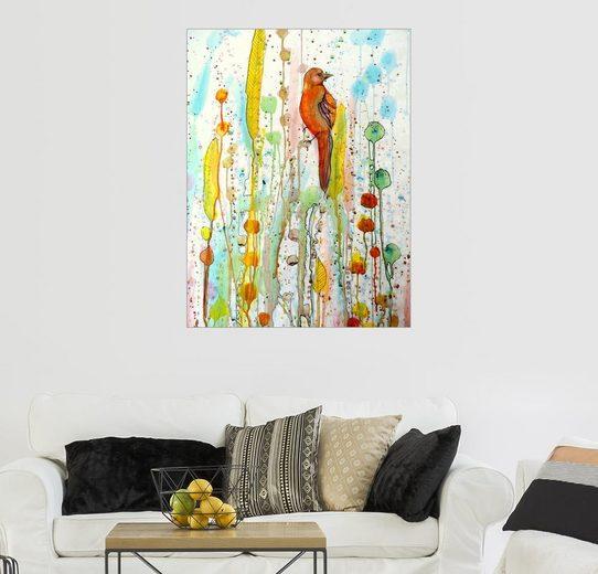 Posterlounge Wandbild - Sylvie Demers »pause«