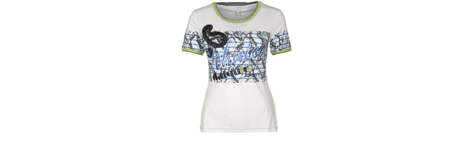 Shirt Sportalm Applikationen Kitzb眉hel Sportalm Kitzb眉hel T Priya FTzHzq