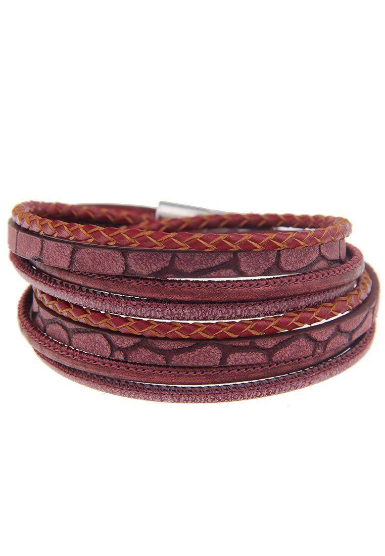 Leslii Wickelarmband mit Magnetschließe