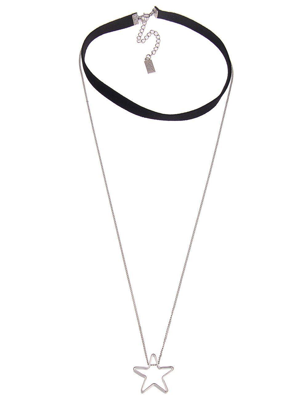 Leslii Halskette mit Stern-Anhänger