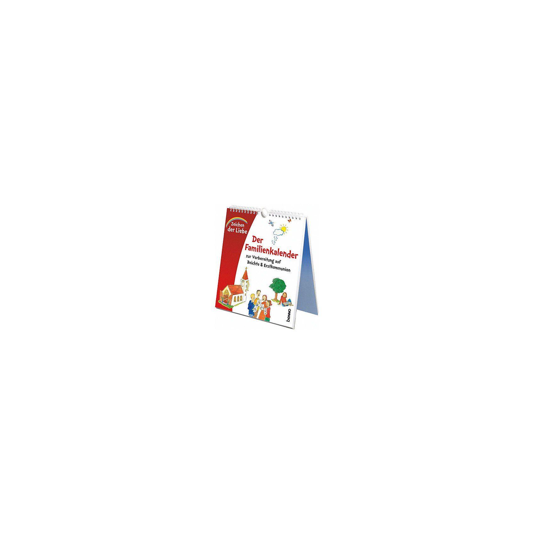 St. Benno Verlag Zeichen der Liebe, Der Familienkalender