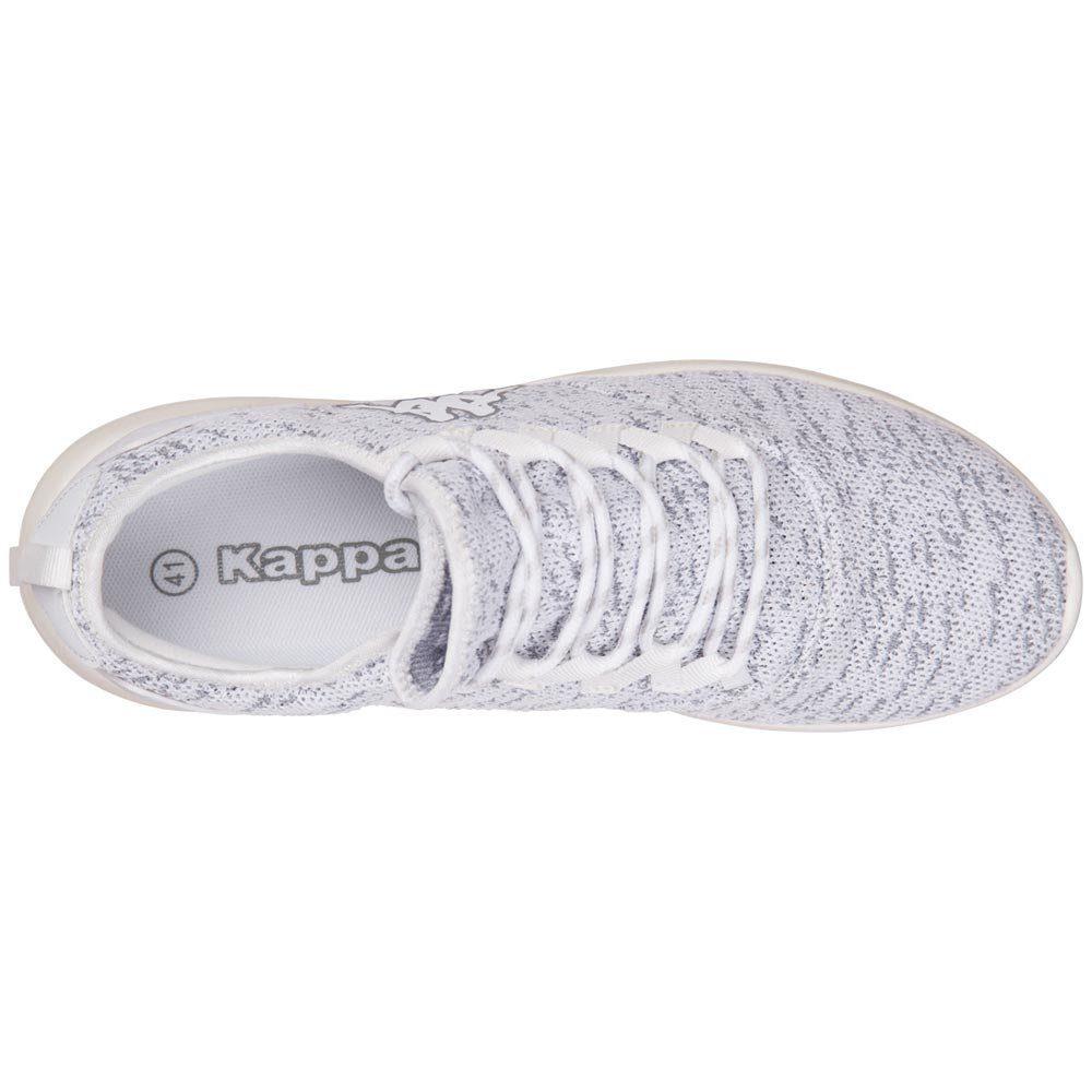 Flap Gepolstertem 4909793199 Kappa Schaftrand grey nr Mit Sneaker Artikel Rosé ptdxxwHq0