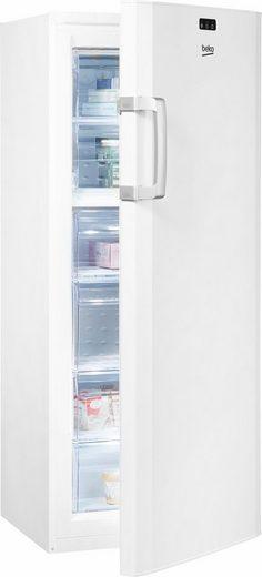 BEKO Gefrierschrank FS 124330, 153,5 cm hoch, 60 cm breit