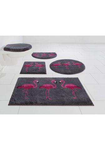 GRUND EXKLUSIV Vonios kilimėlis »Flamingos« aukštis 2...