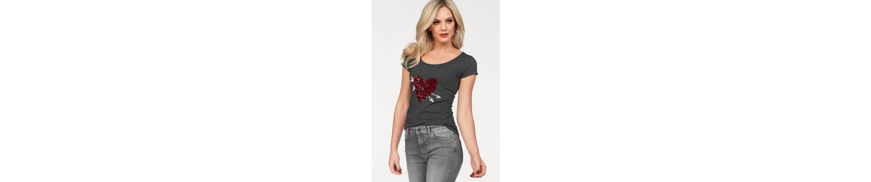 Melrose Rundhalsshirt Valentinstag Beliebt Günstig Online Top-Qualität Günstig Online Wie Viel Günstig Online Auslasszwischenraum Standorten 9OXlb7a