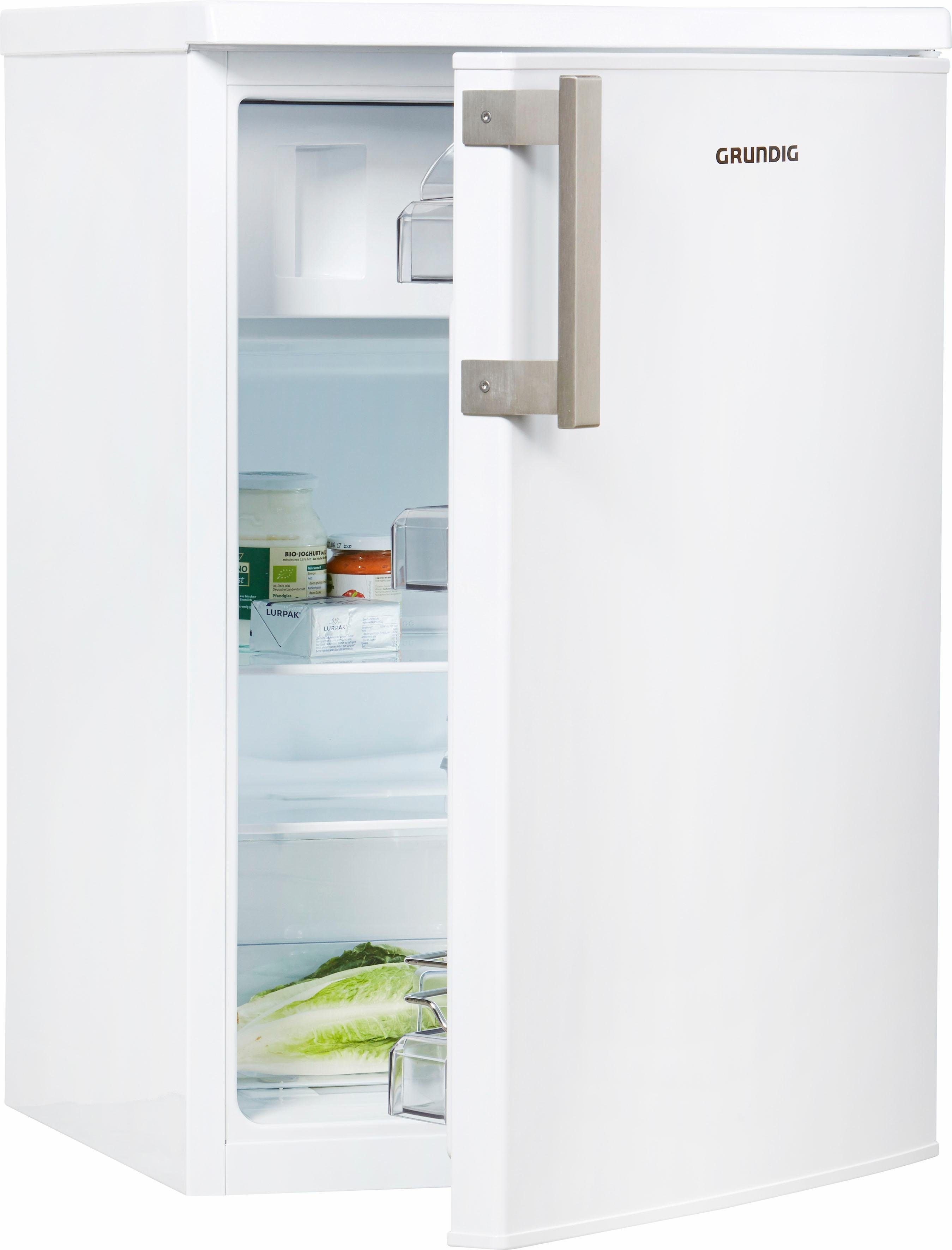 Grundig Kühlschrank GTM 14130, 84 cm hoch, 54,5 cm breit, A+++, 84 cm hoch