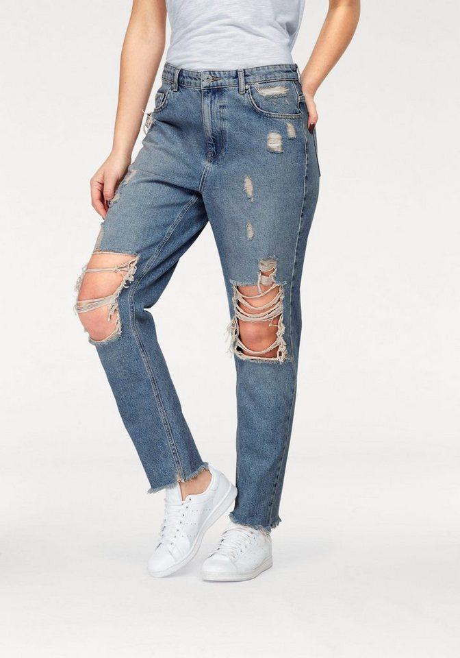 only boyfriend jeans dagny im destroyed look otto. Black Bedroom Furniture Sets. Home Design Ideas