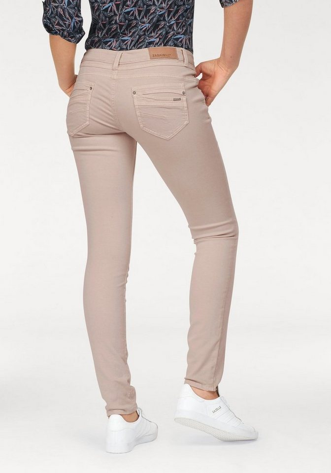 ZABAIONE Skinny-fit-Jeans »KIM«