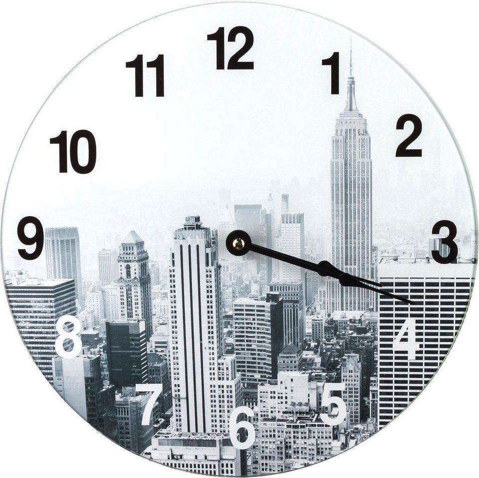 Home affaire Wanduhr New York online kaufen