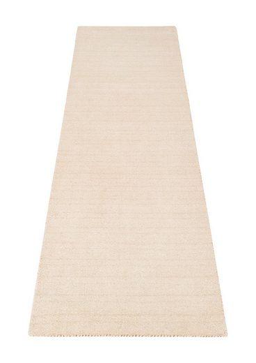 Läufer »Gabbeh uni«, Theko Exklusiv, rechteckig, Höhe 15 mm