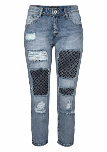 HaILYS Boyfriend-Jeans CHIARA