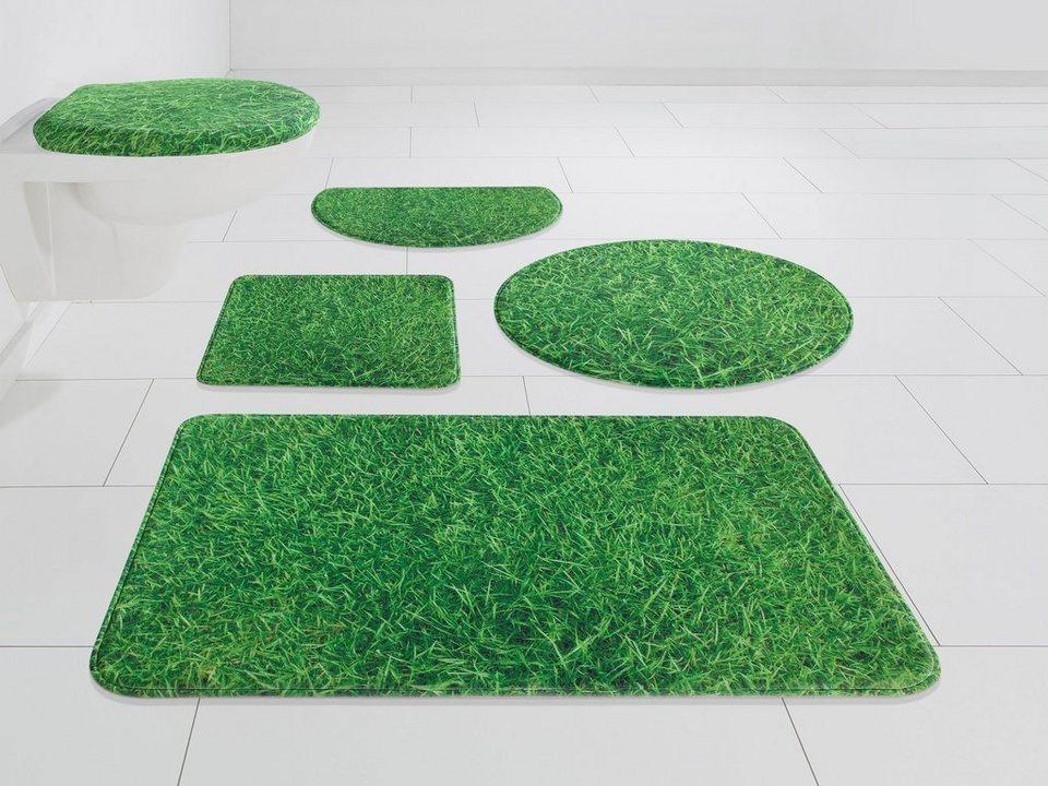 badematte grass my home selection h he 14 mm memory. Black Bedroom Furniture Sets. Home Design Ideas