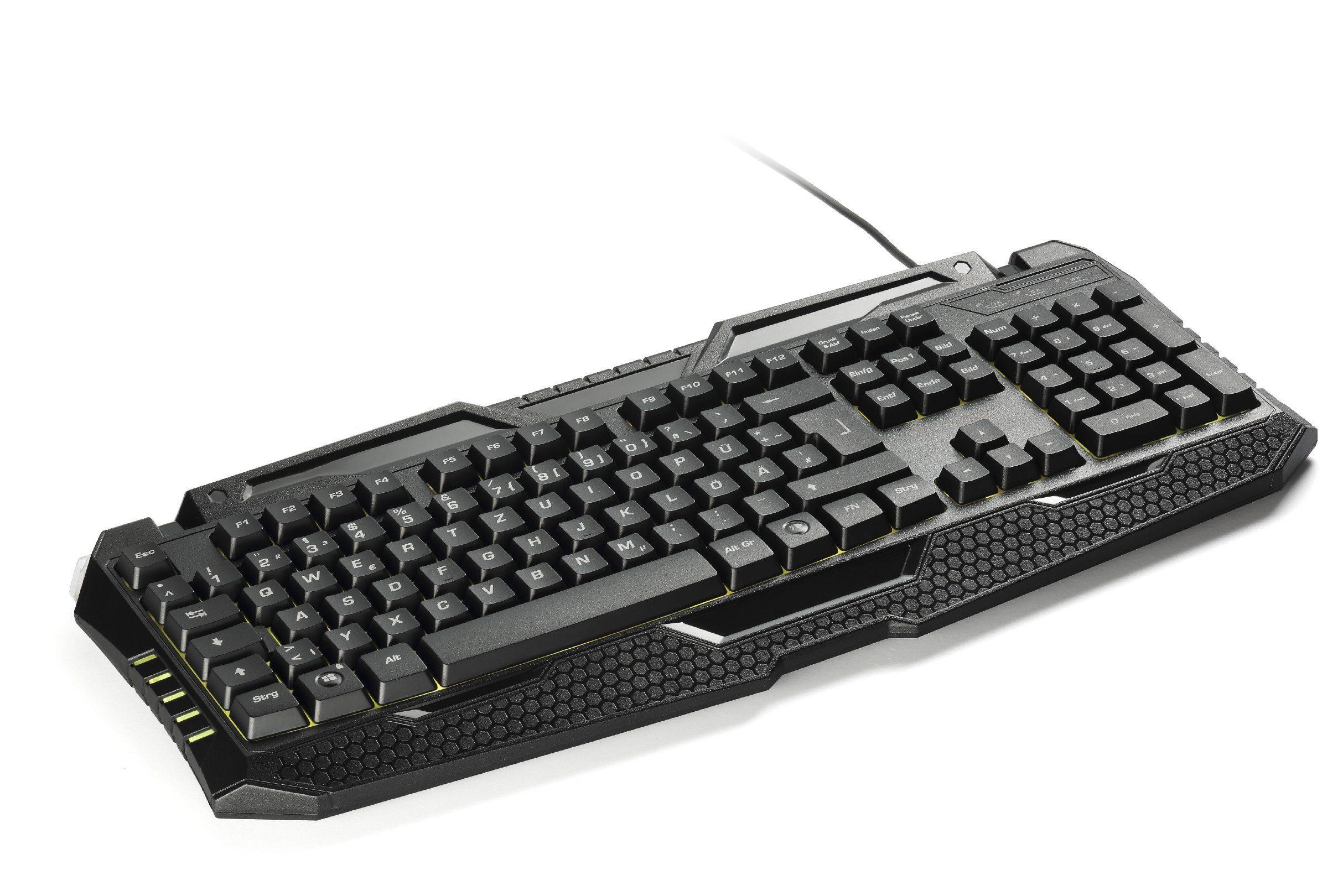 Snakebyte Keyboard Key:Board »PC«