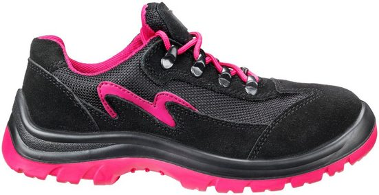 Bull Star Ladies-safety Shoes