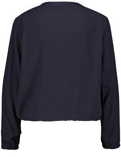 Gerry Weber Blouson Lined Blazer Long Sleeve