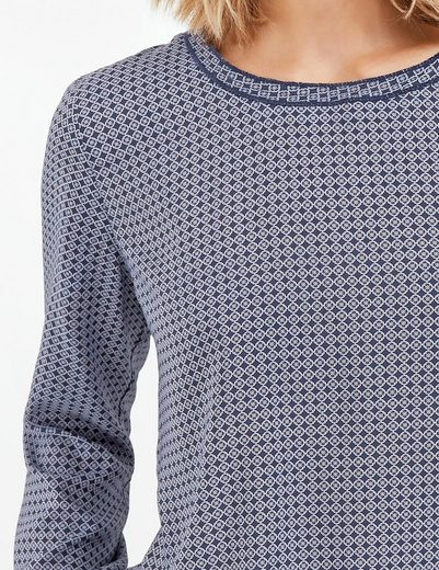 Gerry Weber Bluse Tunika Blusenshirt aus Viskose