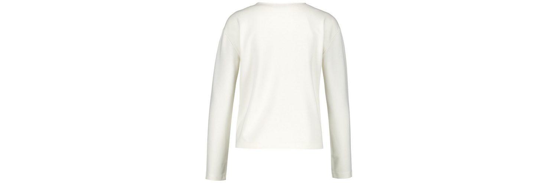 Günstig Kaufen Countdown-Paket Billig Verkauf Empfehlen Gerry Weber T-Shirt 1/1 Arm Langarmshirt mit Perlenstickerei Gefälschte Online-Verkauf Kqn2R
