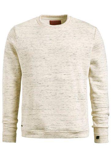 Print mit dem »VICTOR« khujo Sweatshirt Rücken auf qtw11f0