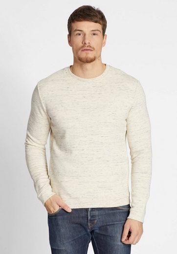 auf Print »VICTOR« mit dem Sweatshirt Rücken khujo wCqIHH