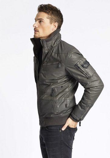 khujo Winterjacke ANRIK 2, mit Reißverschlusstaschen