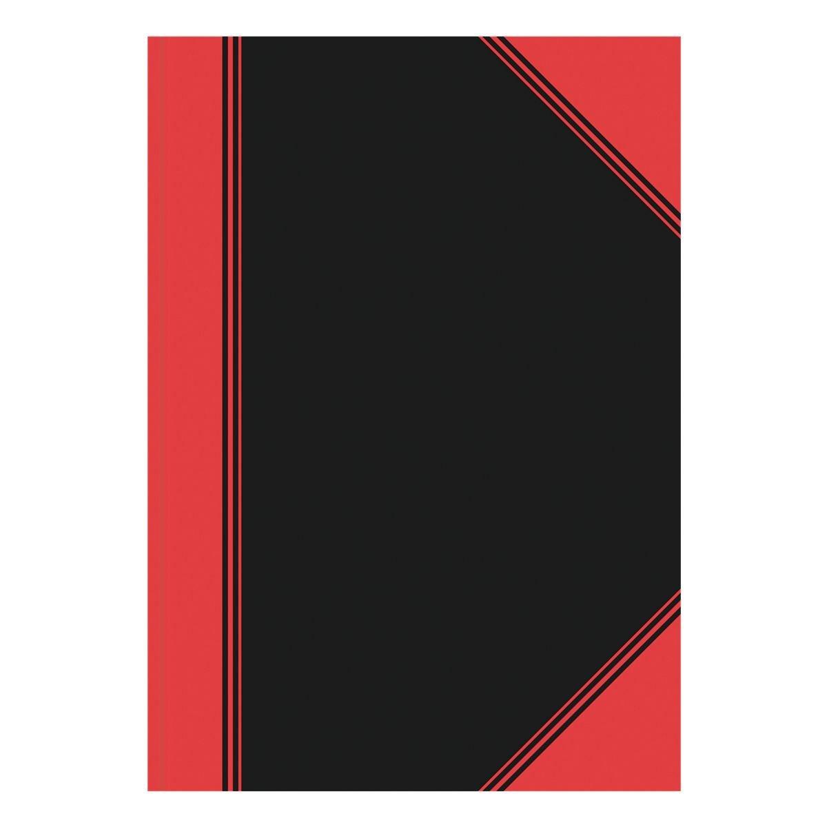 Notizbuch 100302822 A7 kariert »Chinakladde«