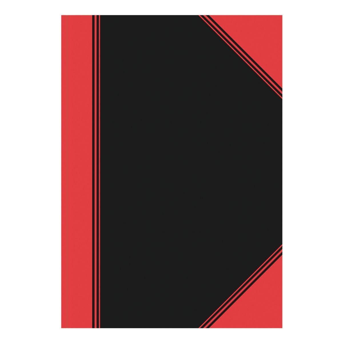 LANDRE Notizbuch 100302822 A7 kariert - 192 Seiten »Chinakladde«