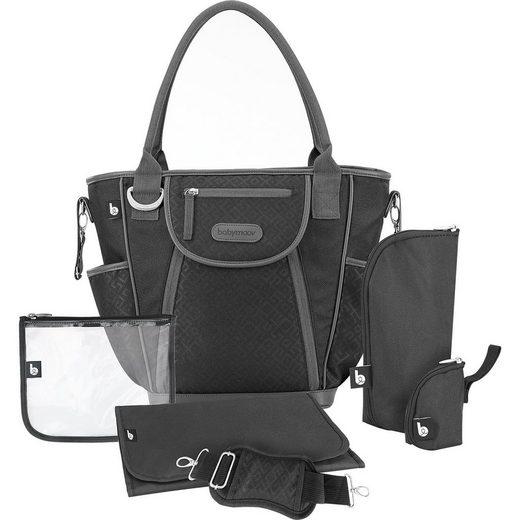 BABYMOOV Wickeltasche Daily Bag, black