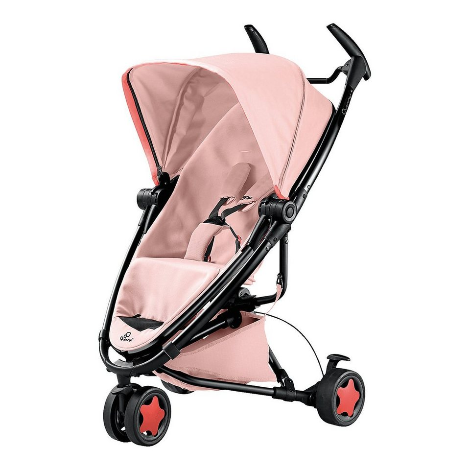 Two Wheels Design 2017: Quinny Buggy Zapp Xtra 2.0, Q-Design, Miami Pink Pastel