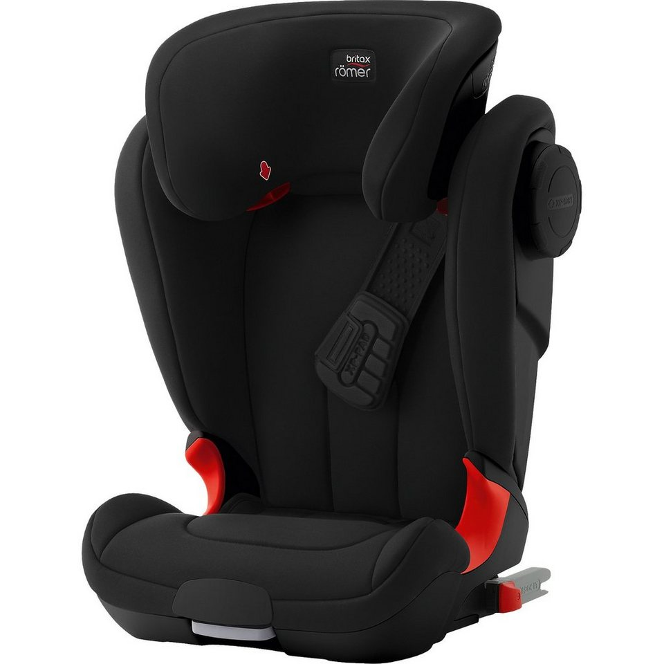 britax r mer auto kindersitz kidfix xp sict black series. Black Bedroom Furniture Sets. Home Design Ideas