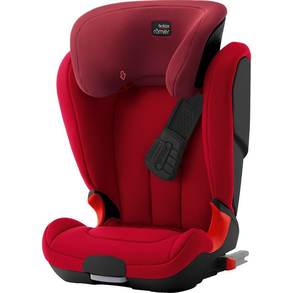 britax r mer auto kindersitz kidfix xp black series flame red 2018 online kaufen otto. Black Bedroom Furniture Sets. Home Design Ideas
