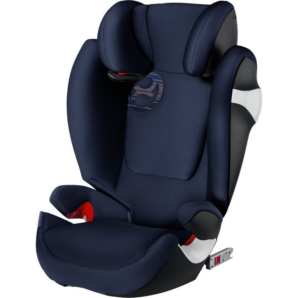 cybex auto kindersitz solution m fix gold line denim blue blue online kaufen otto. Black Bedroom Furniture Sets. Home Design Ideas