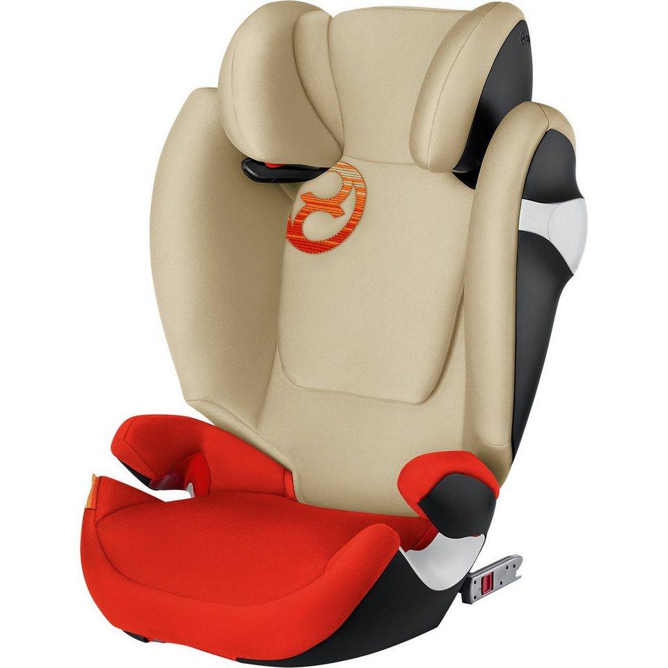 cybex auto kindersitz solution m fix gold line autumn. Black Bedroom Furniture Sets. Home Design Ideas