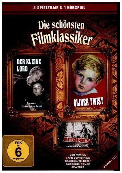 DVD »Die schönsten Filmklassiker«