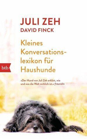 Broschiertes Buch »Kleines Konversationslexikon für Haushunde«