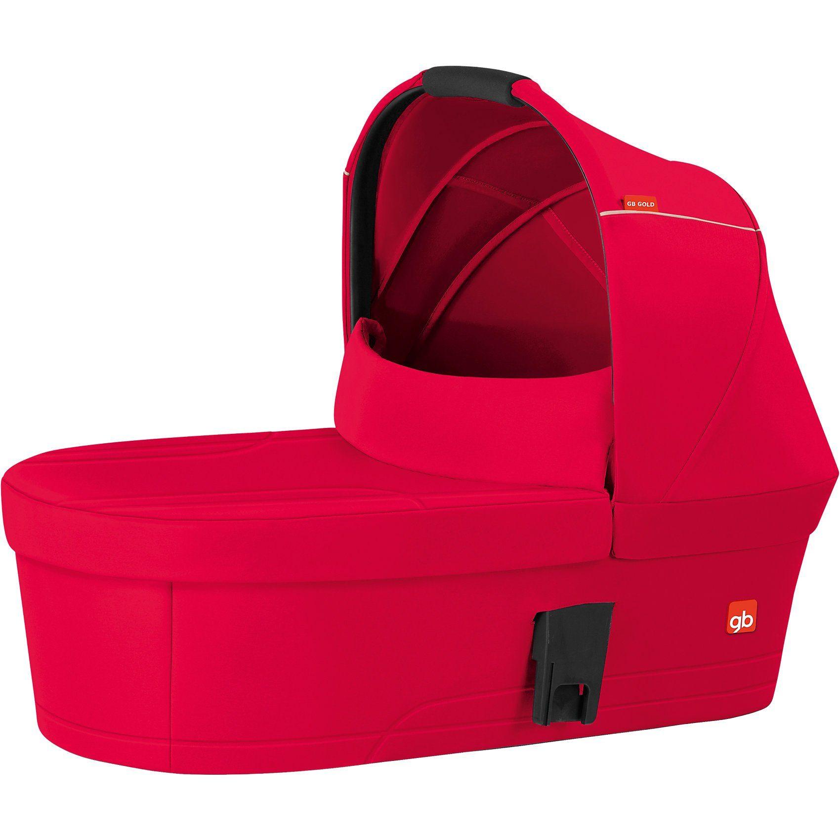 Goodbaby Kinderwagenaufsatz, Cherry Red-Red, 2018