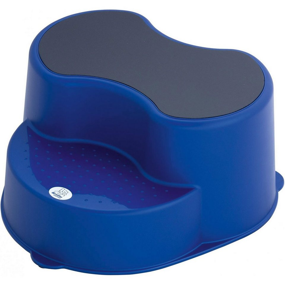 Rotho babydesign Trittschemel Top, royal Blau perl