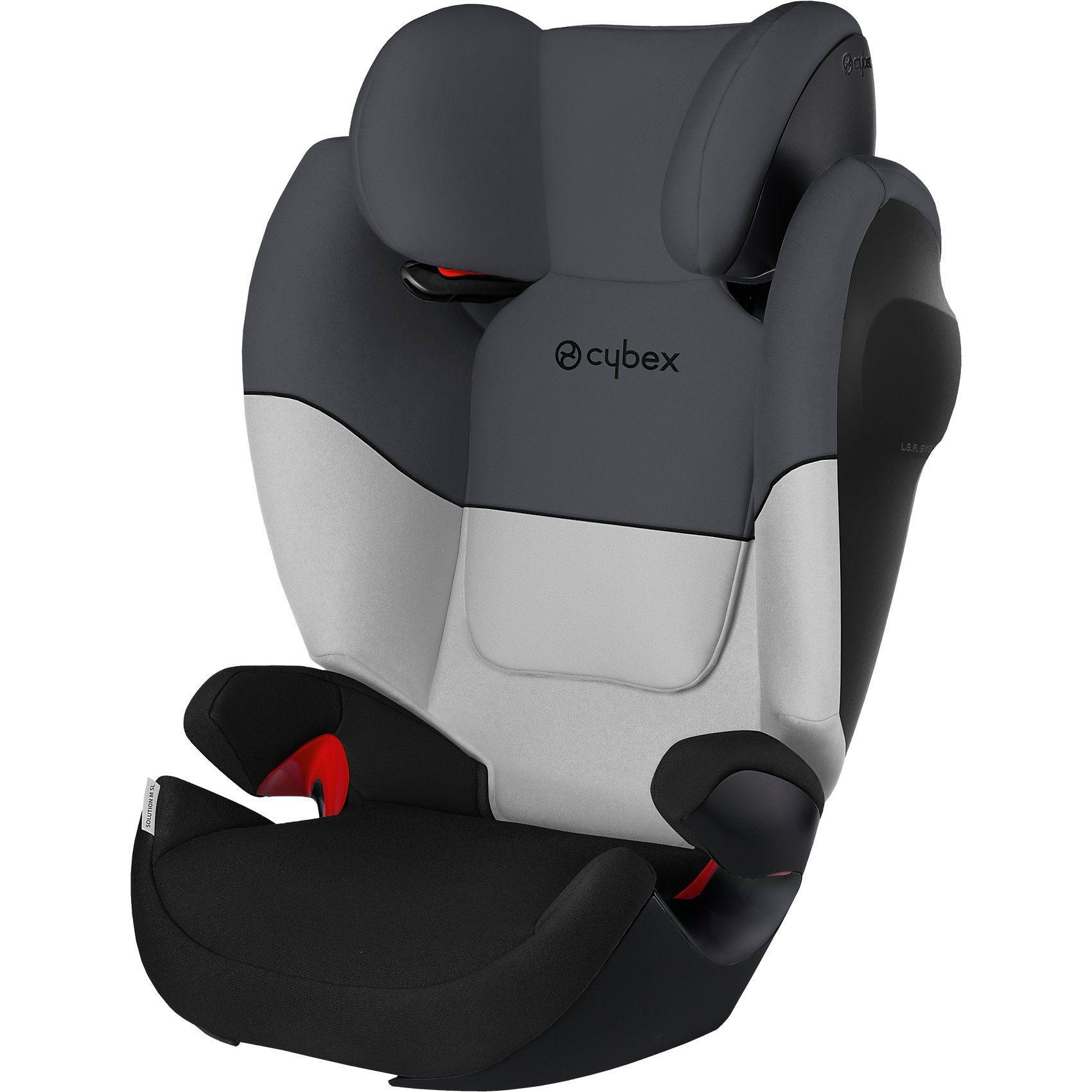 Cybex Auto-Kindersitz Solution M SL, Silver-Line, Gray Rabbit-Dark