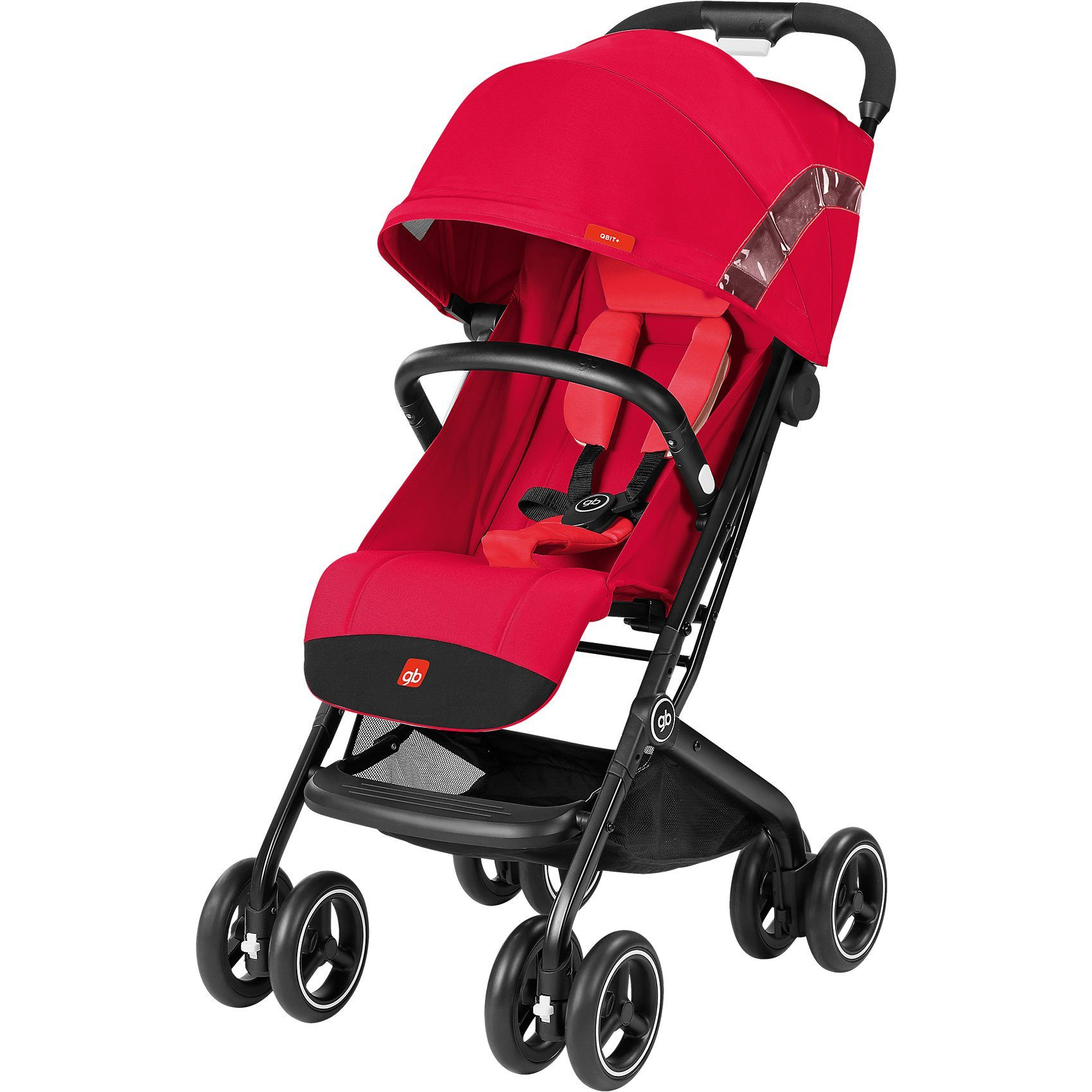 Goodbaby Sportwagen QBIT+, Cherry Red-red, 2018